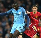 Toure taunts Man Utd after derby draw