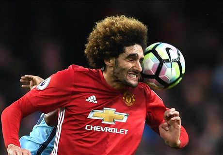 United miss Pogba as Fellaini flops
