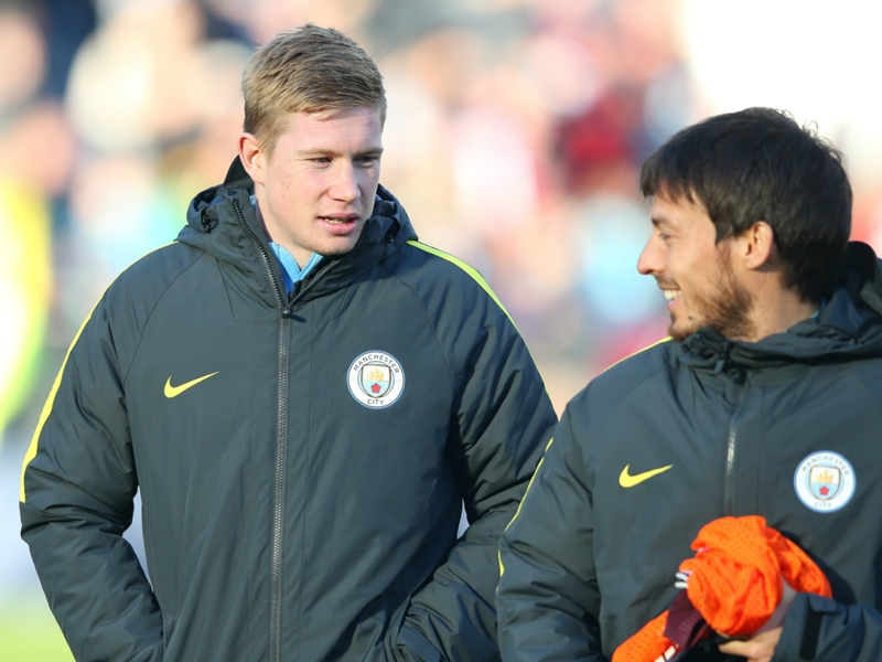 No Silva, no magic! Predictable Man City can't dislodge Mourinho's bus