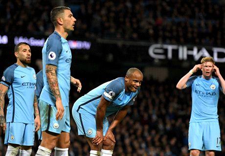 No Silva, no magic for predictable Man City