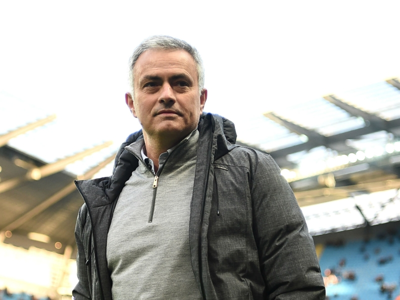 Mourinho warns he could play Man Utd's reserve team against Crystal Palace