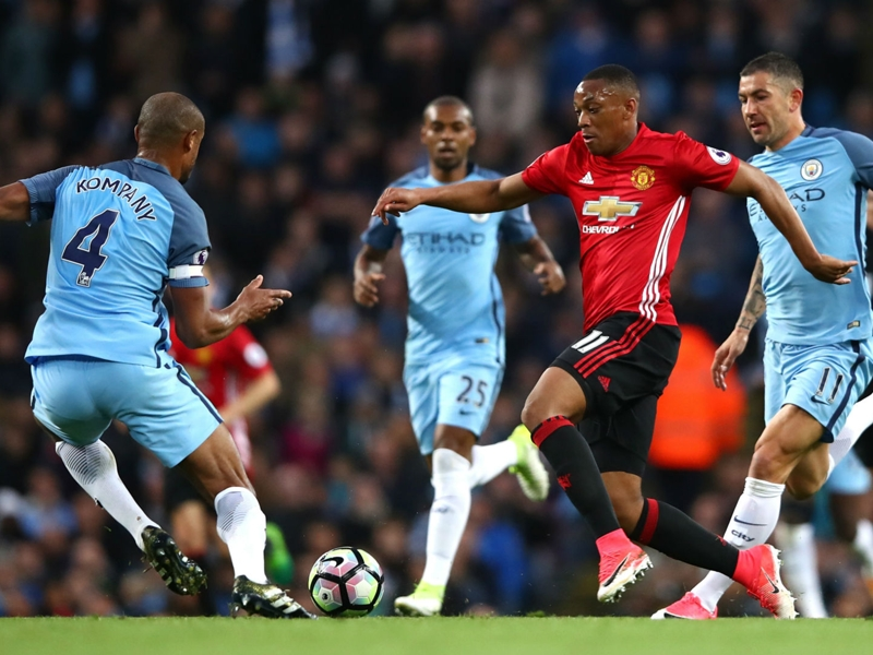 Kompany: United never made it difficult for City