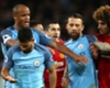 Mou: Aguero helped Fellaini sending off