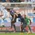 N'Koulou abrió el marcador para Olympique.
