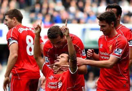 Liverpool snatch win in dramatic finish