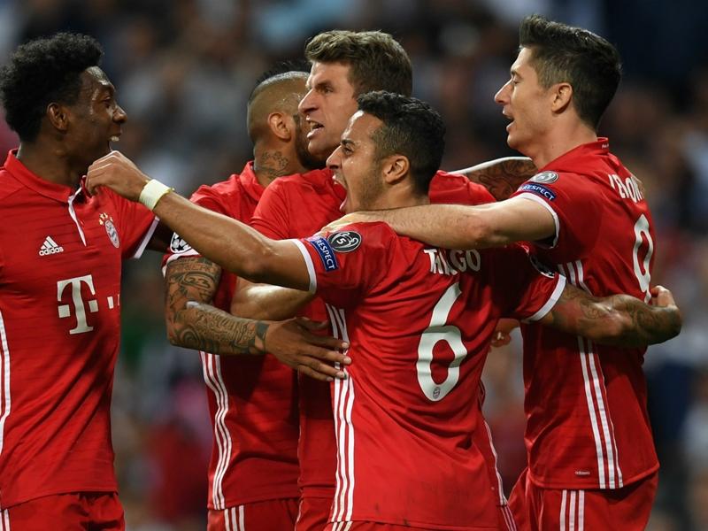 Thiago: I won't leave Bayern without winning Champions League