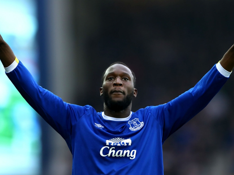 'He's a really great player' - Conte lauds Lukaku but insists he wouldn't swap him for Costa