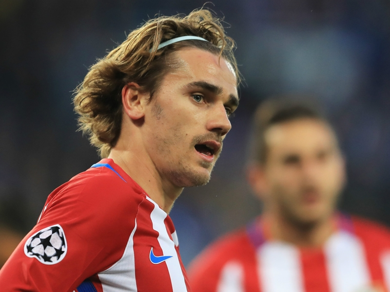 Griezmann not good enough to get in Real Madrid's team, says Jese