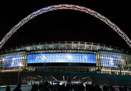 Tottenham confirm Wembley move