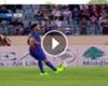 ► La exhibición de Ronaldinho ante el Madrid
