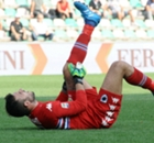 GALERÍA: Las lesiones más extrañas del fútbol