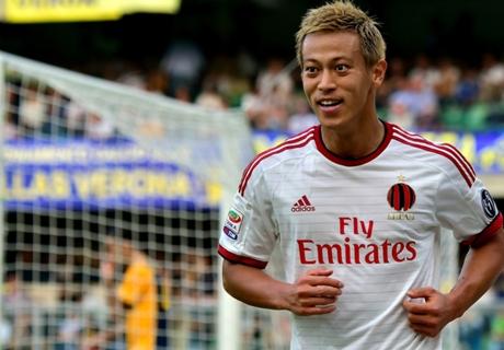 Report: Verona 1-3 AC Milan