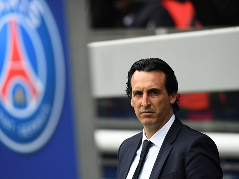 """PSG-Juventus - Unai Emery : """"Le club travaille pour avoir la meilleure équipe possible"""""""