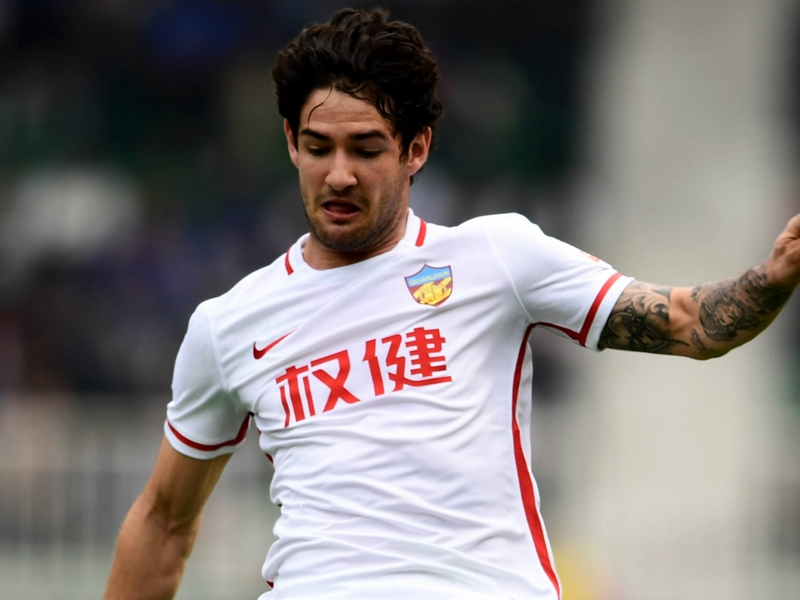 'My adventure in China has come to an end' - Pato terminates contract with Tianjin Tianhai
