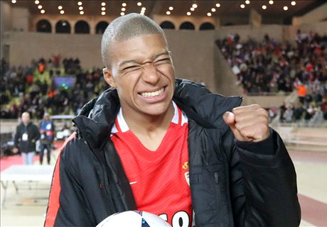Man City prepare record Mbappe bid