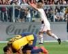 Márquez expulsado en derrota del Verona