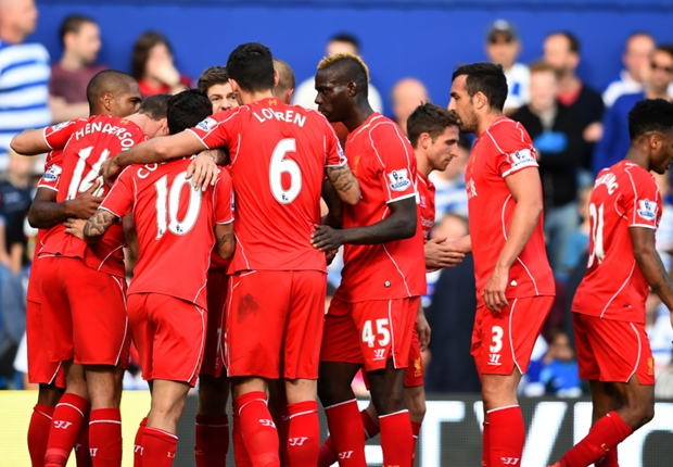 QPR 2-3 Liverpool: Reds snatch victory after dramatic finale