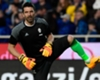 Buffon llega a 100 partidos en la UCL