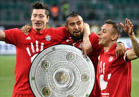 Bayern needs more to challenge for CL