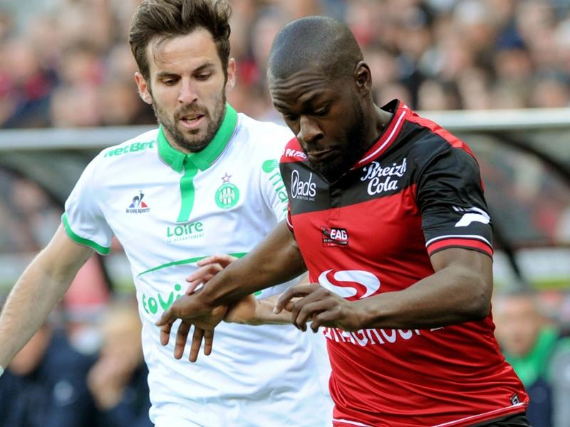 Guingamp-Saint-Etienne (0-2), Guingamp ne répond plus