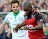 Yannis Salibur Benjamin Corgnet Guingamp Saint-Etienne Ligue 1 292042017