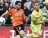Yacine Bammou Wesley Lautoa Nantes Lorient Ligue 1 29042017