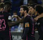 ESPAÑA: Barcelona goleó a Espanyol en el derbi