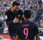 Luck of champions comes to Barca's aid