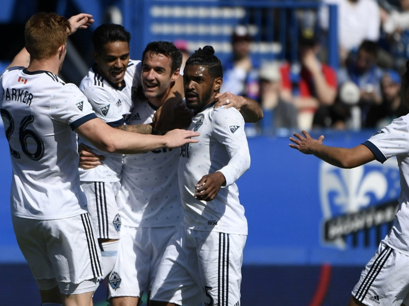 Whitecaps shut down Piatti, Impact in first road win of the season