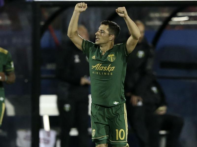 Blanco, Guzman prove Portland potent without injured Valeri