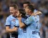 Brosque thrilled with Sydney's first-half blitz