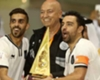 Xavi wins first trophy with Al Sadd
