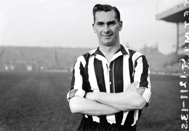 Goal.com's Top 50 English Players: Jackie Milburn (43)