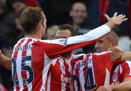Walters completes Stoke comeback