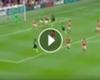 VIDEO: ¡Se la puso como con la mano! Tremenda asistencia del Kun Agüero