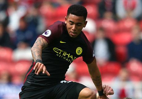 Jesus saves a point for Man City