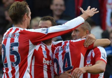 Stoke 2-1 Swansea: Walters winner