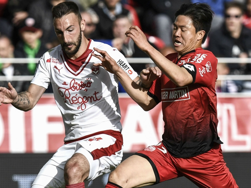 Dijon-Bordeaux (0-0), un match nul qui n'arrange personne
