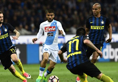 PREVIEW Serie A Italia: Napoli - Inter Milan