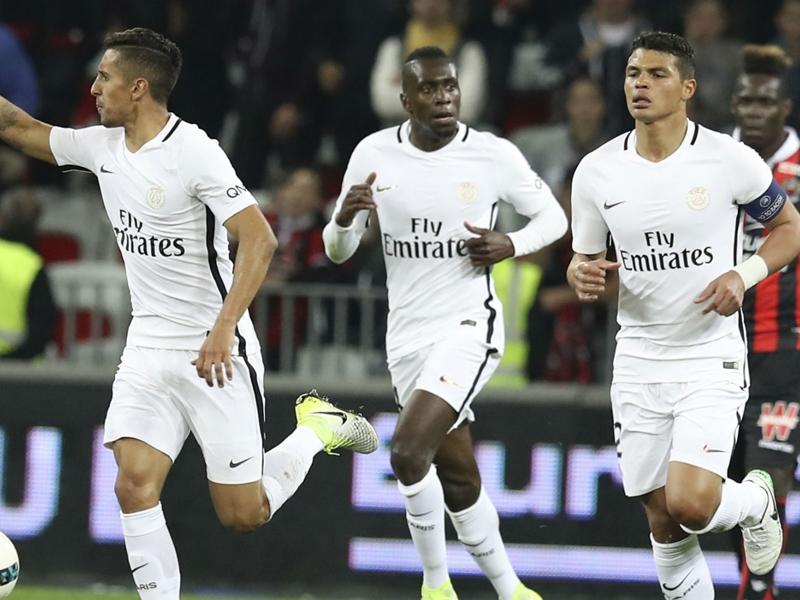 Motta, Thiago Silva, Verratti...: Les réactions après Nice-PSG