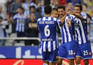 Scommesse - Al Riazor anticipo del 10° turno di Liga fra Deportivo e Getafe