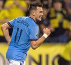 MLS: NYCFC's Harrison, Herrera lead Team of the Week