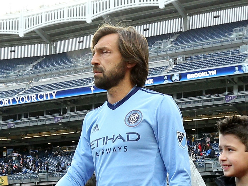 Pirlo will be remembered as one of the best ever, says Dalla Bona