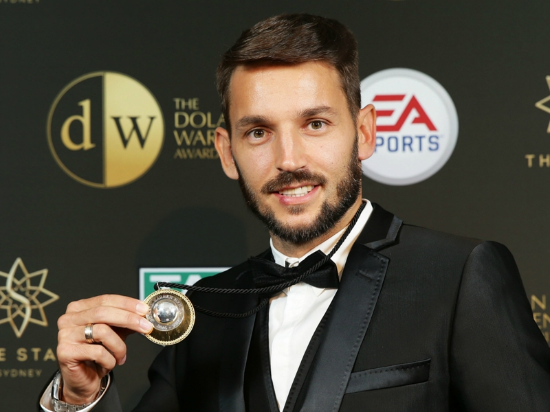 Ninkovic never even dreamed of playing in Australia