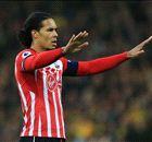 Van Dijk niet in selectie Southampton