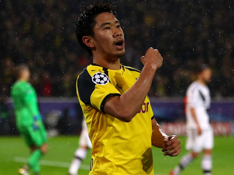 Borussia Dortmund to offer Kagawa new contract, says sporting director