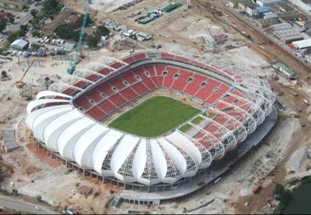 Nelson Mandela Bay Stadium Officially Opens