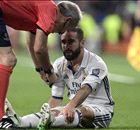 ESPAÑA: Real Madrid pierde a Dani Carvajal