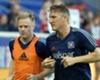 VIDEO: Schweinsteiger gets baseball lessons from Chicago Fire teammate