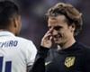 WATCH: Griezmann snubs Varane